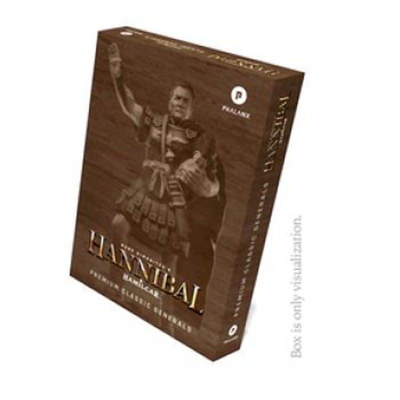 Hannibal and Hamilcar - Premium Classic Generals