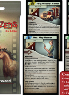 Dawn of the Zeds Expansion 1: Stepping Forward