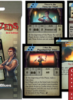 Dawn of the Zeds Expansion 2: New Player Blues