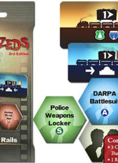 Dawn of the Zeds Expansion 3: Rumors and Rails