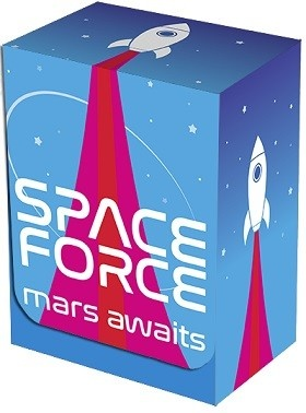 Legion Deck Box Space Force