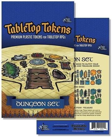 Tabletop Tokens: Dungeon Set