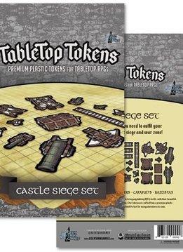 Tabletop Tokens: Castle Siege Set