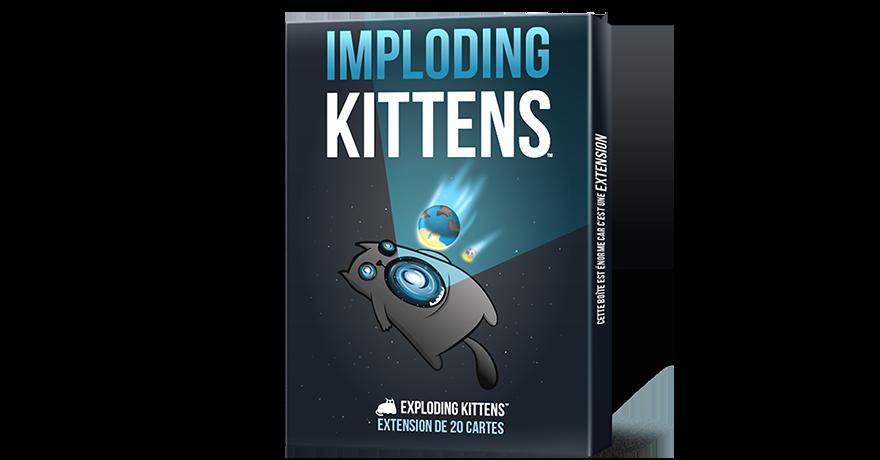 Imploding Kittens Extension (FR)