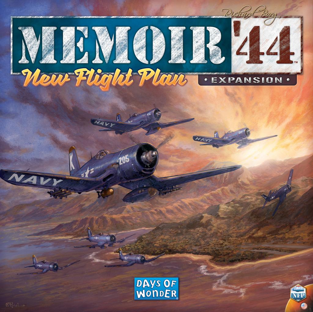 Memoir'44 - New Flight Plan (FR)