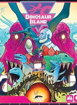 Dinosaur Island (FR) (Sortie le 6 Juin)