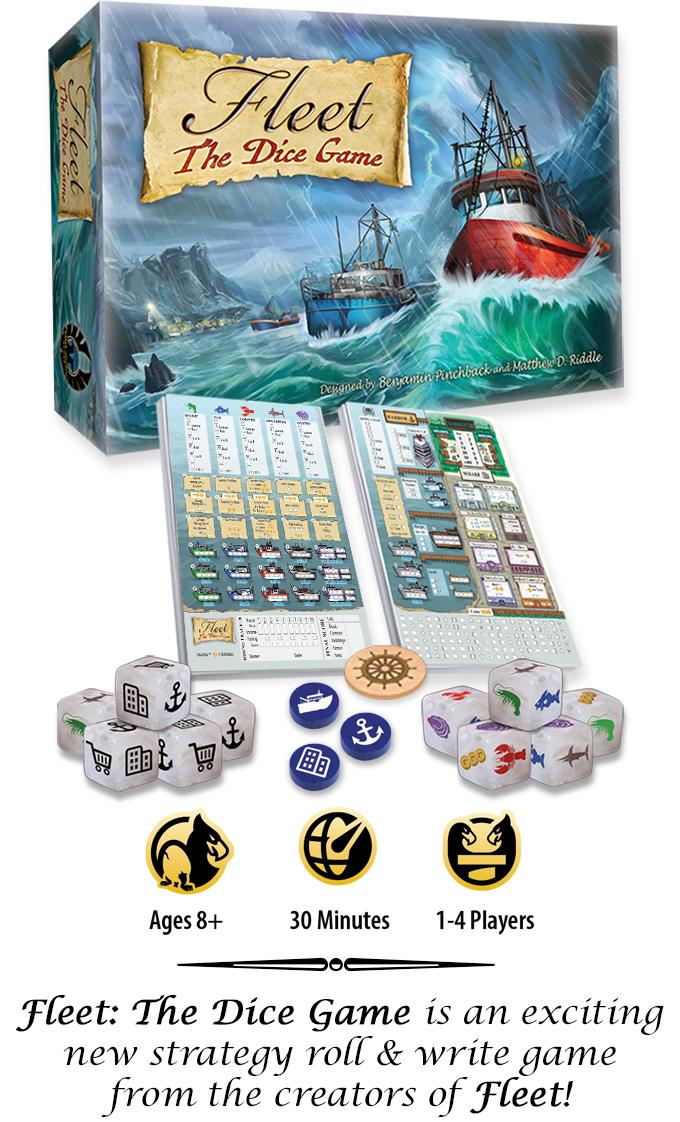 Fleet: The Dice Game