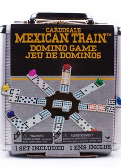 Train Mexicain Double 12