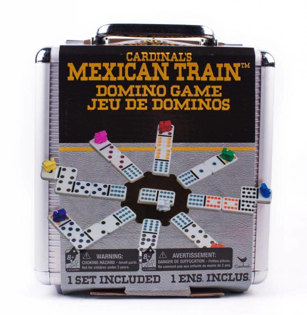 Train Mexicain Double 12