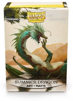 Dragon Shield Summer Dragon Sleeves