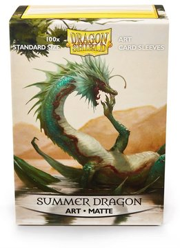 Dragon Shield Summer Dragon Sleeves