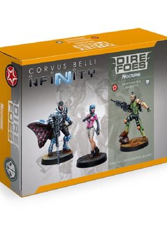 Infinity: Dire Foes Mission Pack 8: Nocturne
