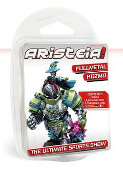 Aristeia! Full Metal Kozmo