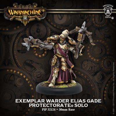 Protectorate Exemplar Warden Elias Gade