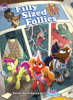 My Little Pony RPG Filly Sized Follies