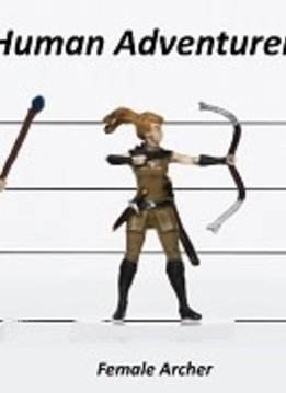 Human Adventurers Set B - Characters of Adventure