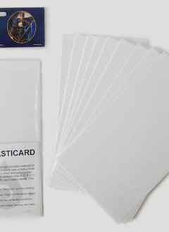 Plasticard Variety Pack: 9 Sheets