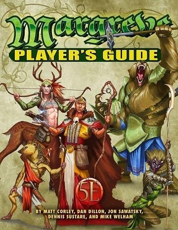 Margreve Player's Guide (5E)