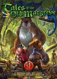 Tales of the Old Margreve HC (5E)