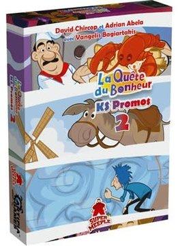 LA QUETE DU BONHEUR - DECK2 (FR)