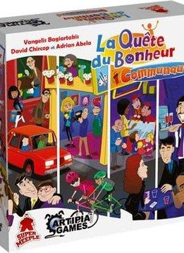 LA QUETE DU BONHEUR - EXT COMMUNAUTÉ (FR)