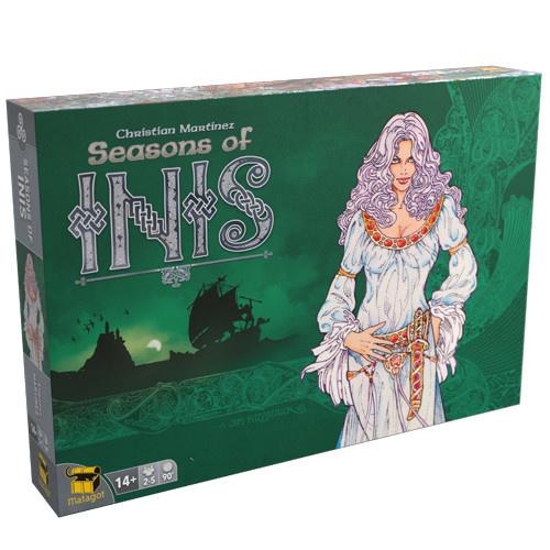 Inis: Seasons of Inis (FR)