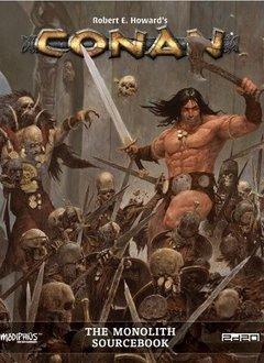 Conan Monolith Boardgame Sourcebook