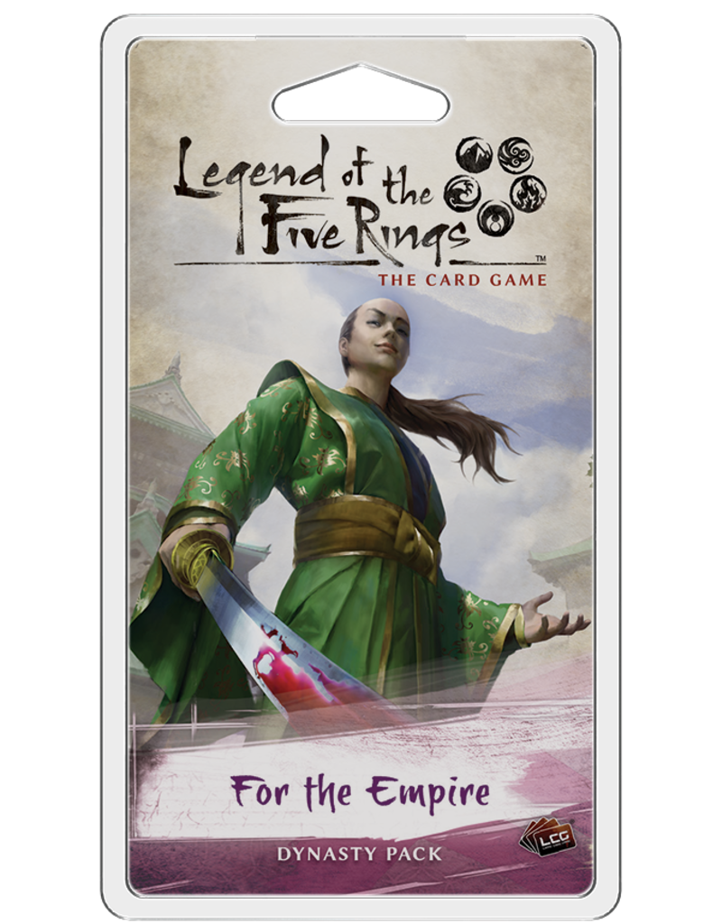Legend of the Five Rings: For the Empire (Sortie le 20 Juin)