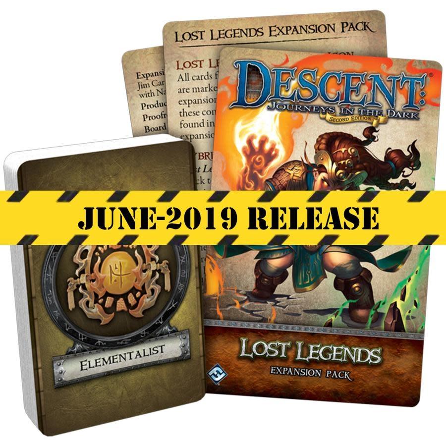 Descent: Lost Legends