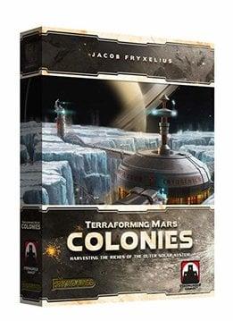 Terraforming Mars Colonies (FR)