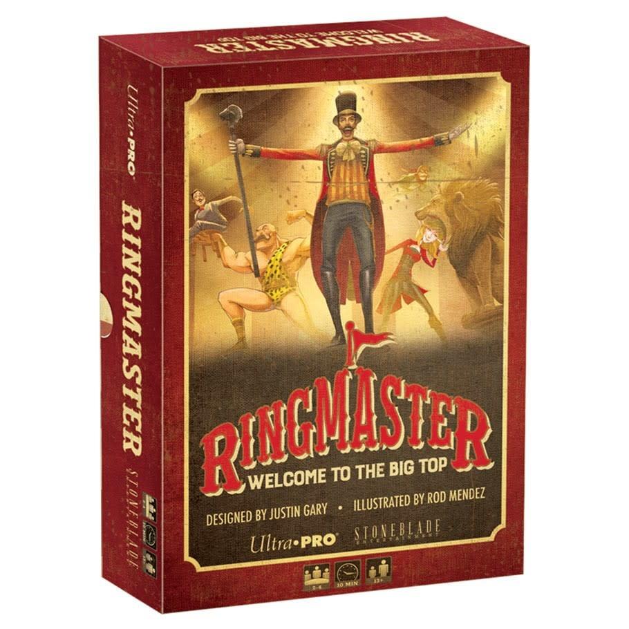 Ringmaster Card Game