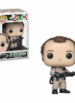 Pop! Ghostbusters Dr. Peter Venkman