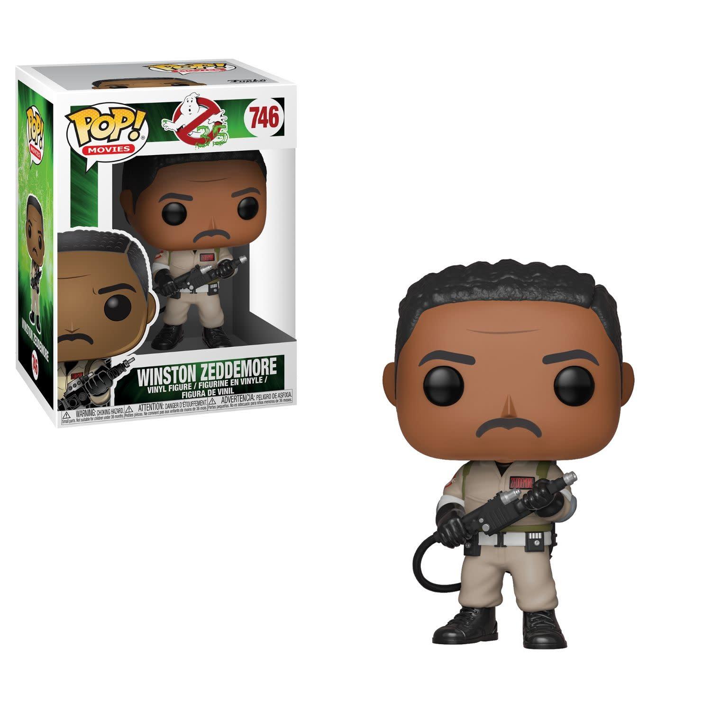 Pop! Ghostbusters Winston Zeddemore