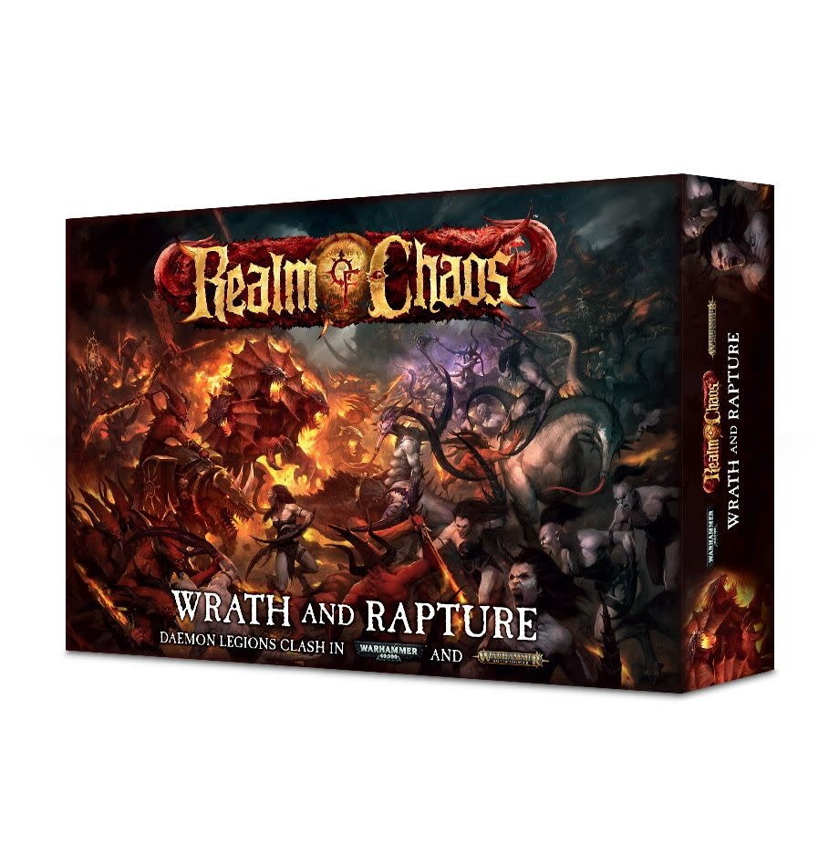Realm of Chaos: Wrath & Rapture EN