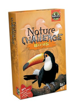 Nature Challenge / Birds (anglais)
