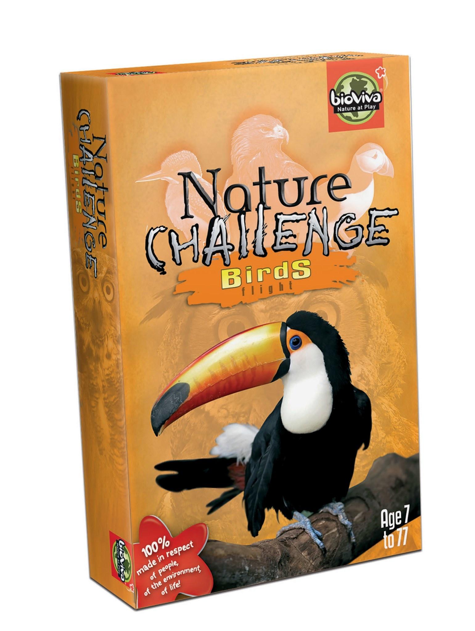 Nature Challenge / Birds (anglais)
