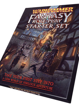 Warhammer Fantasy Roleplay 4th Ed. Starter Set