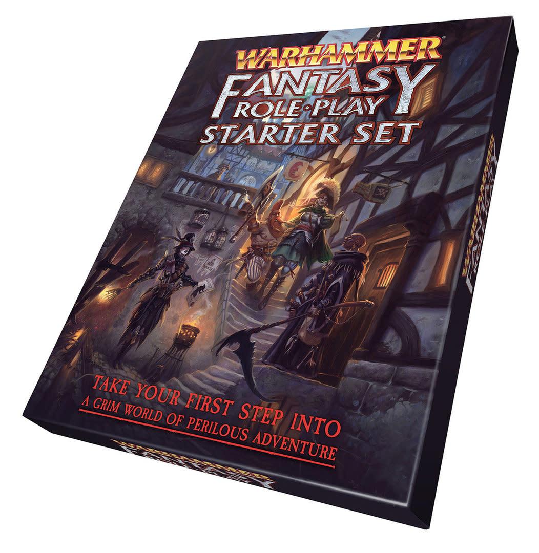 Warhammer Fantasy Roleplay 4th Ed. Starter Set