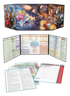 Mutants & Masterminds Gamemaster's Kit Revised Edition