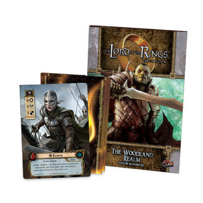 LOTR LCG - The Woodland Realm (Sortie le 27 Juin)