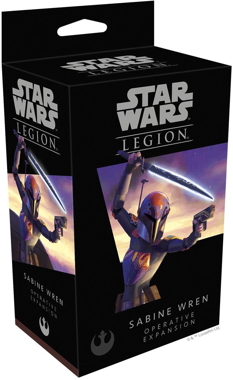Star Wars Legion Sabine Wren Expansion
