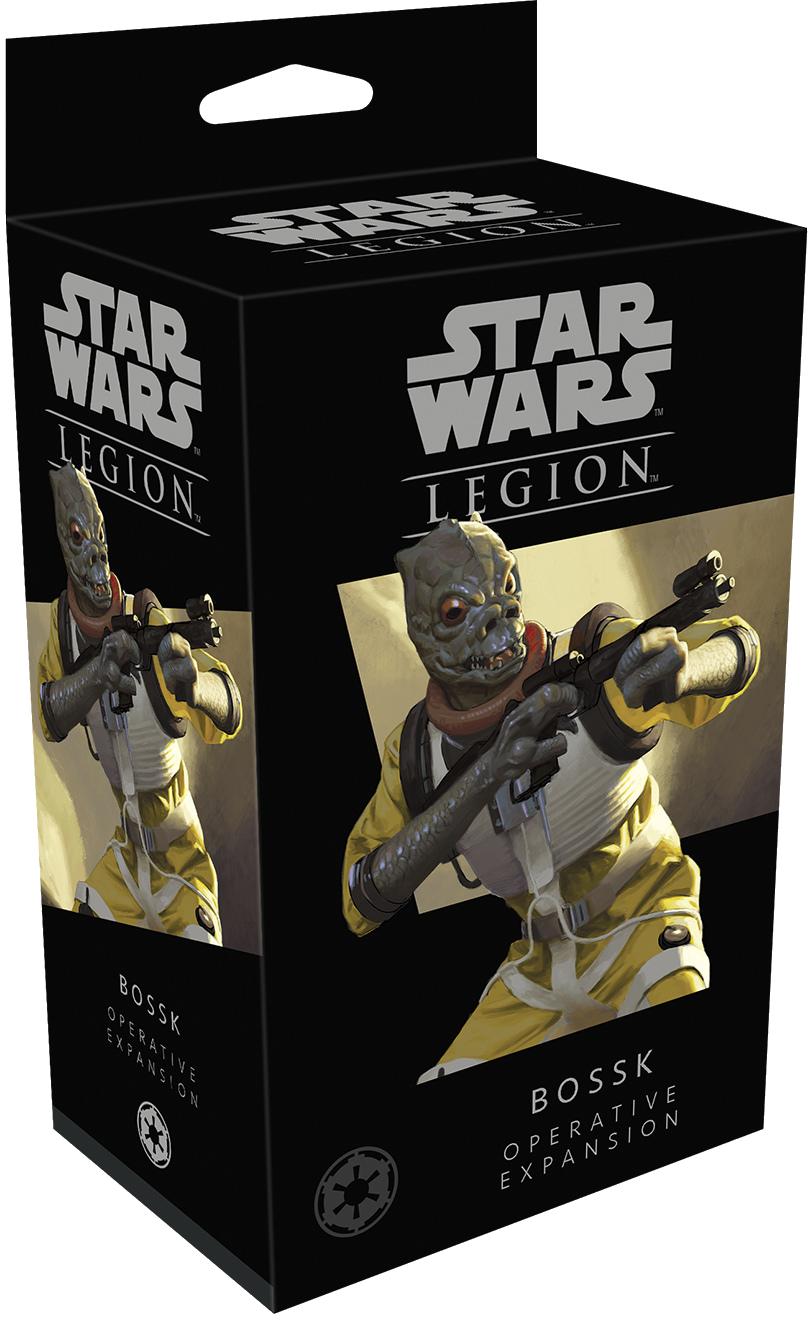Star Wars Legion Bossk Expansion (Sortie le 27 Juin)