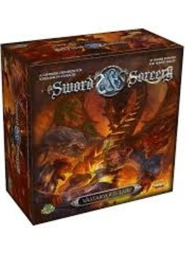 Sword & Sorcery : Vastaryous' Lair