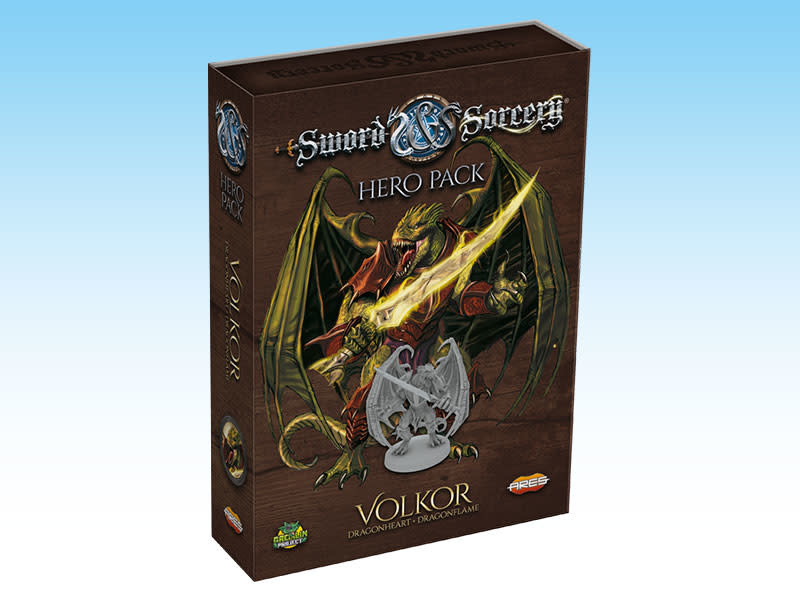 Sword & Sorcery : Volkor Hero Pack