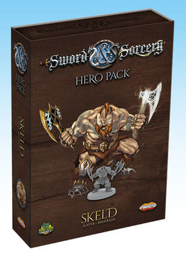 Sword & Sorcery : Skeld Hero Pack