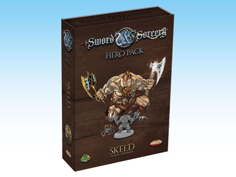 Sword & Sorcery : Skeld Hero Pack