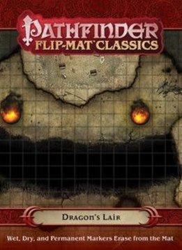 Pathfinder Flip-Mat Classics: Dragon's Lair