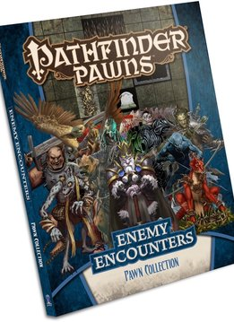 Pathfinder Pawns: Enemy Encounters Collection