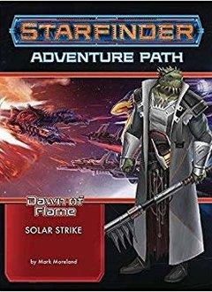 Starfinder Solar Strike (Dawn of Flame 5 of 6)