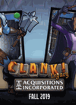 Clank! Legacy: Acquisitions Incorporated: Upper Management Pack